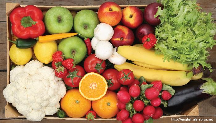 อาหารคลีน ผัก ผลไม้