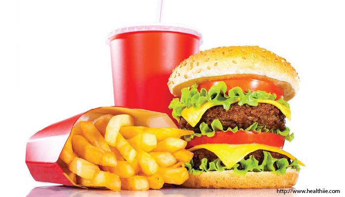 อาหารลดน้ำหนัก Fast Food