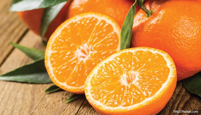 อาหารเพื่อสุขภาพ ส้ม