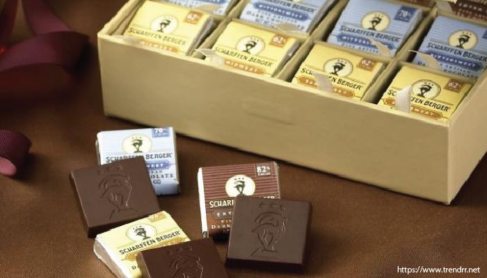 ช็อกโกแลต Scharffen Berger Chocolate Maker