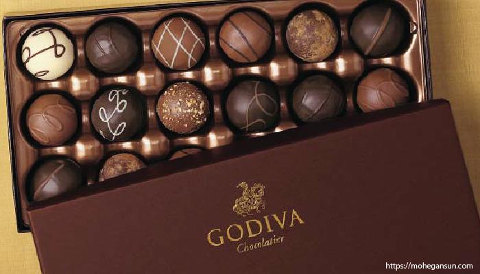ช็อกโกแลต Godiva Chocolatier