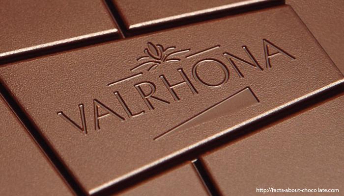 ช็อกโกแลต Valrhona