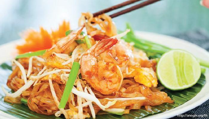 อาหารไทย ผัดไทย