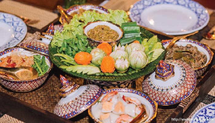 อาหารไทย สมัยธนบุรี